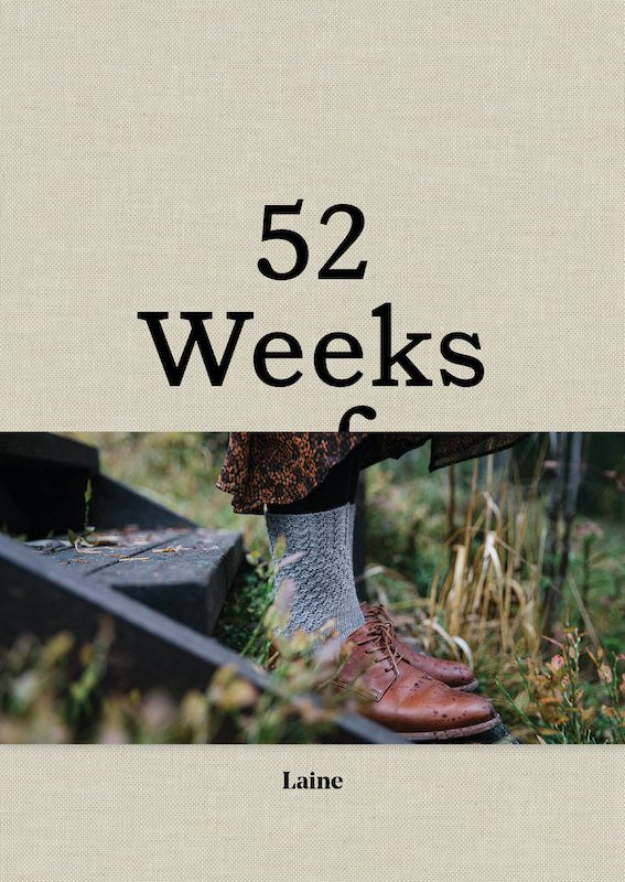 52 Weeks of Socks cover